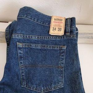Urban pipeline Men's jean pants